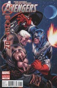 Avengers X-Sanction No 1 / 2012  £1.05