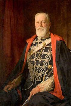 """Sir Reginald Hardy"