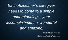 July 2013   Alzheimer's Reading Room