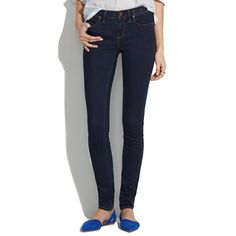 Madewell - Skinny Skinny Jeans in Madewell Rinse