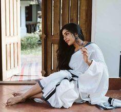 Rajisha Vijayan Latest Photos #actress #new #kerala9 #rajishavijayan #studio #saree #keralasarees