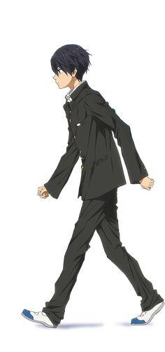 Haruka Nanase, Makoharu, Anime Guys, Manga Anime, Being Human Bbc, Haru And Makoto, Free Iwatobi Swim Club, Free Anime, Cute Boys