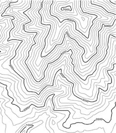 How To Read Topographic Maps Teaching Middle School Science - How to read topographic maps