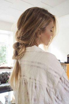 17 款簡易辮子髮型靈感