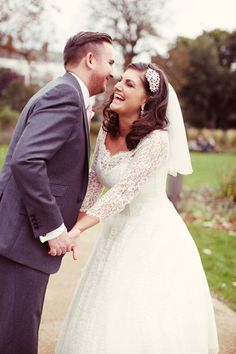 And Touch of Vintage Elegance For A 1950s Retro Inspired Wedding   Love My Dress® UK Wedding Blog