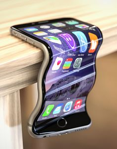 Hilarious Response To The Bendable IPhone Six Plus, IPhone 6 Dali Edition - http://www.decoradecor.com/hilarious-response-to-the-bendable-iphone-six-plus-iphone-6-dali-edition.html