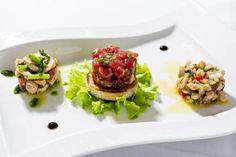 Kulinarische Kunststücke des kroatischen Spitzenkochs Nenad Kukurin   Restaurant Kukuriku #food #essen #gourmet #slowfood #restaurant #kroatien #kastav #meer #croatia #urlaub #travel #vamosreisen