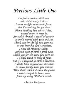 Stillborn Quotes Adorable Stillborn Quotes  Google Search  Our Family  Pinterest