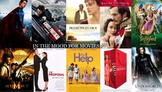 What types of films are these? If you have not seen any of them, have a guess! #films #movies #ilovewatchingmovies