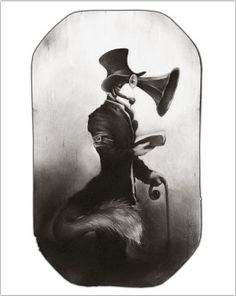 gramophone black and white - Google Search