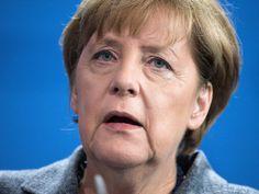 """Angela Merkel: """"Ich muss ganz ehrlich sagen: Wenn wir jetzt anfangen, uns noch entschuldigen zu müssen, dafür, dass wir in Notsituationen ein freundliches Gesicht zeigen, dann ist das nicht mein Land."""""""