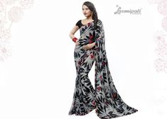Buy this Stunning Multicolor Georgette Saree along with Fancy Fabric Blouse with Printed Lace Border by Laxmipati. Look fresh, look chic! Limited stock! 100% Genuine products! #Catalogue # SURPREET  Price - Rs. 1731.00 Visit for more designs@ www.laxmipati.com #Sarees #‎ReadyToWear ‪#‎OccasionWear ‪#‎Ethnicwear ‪#‎FestivalSarees ‪#‎Fashion ‪#‎Fashionista ‪#‎Couture ‪#‎LaxmipatiSaree ‪#‎Autumn ‪#‎Winter ‪#‎Women ‪#‎Her ‪#‎She ‪#‎Mystery ‪#‎Lingerie ‪#‎Black ‪#‎Lifestyle ‪#‎Life…
