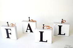 Industrial Decorative Pumpkins - Design, Dining + Diapers