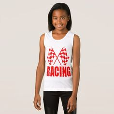Two checkered racing flags for the competition win tank top - click to get yours right now!. t shirts come in 158 styles and colors for men women boys and girls. !#checkeredflag #competitionwinner #racingflag #HilariousPictures