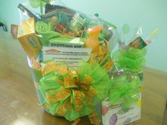 Some EXCITING Servpro Giveaways...