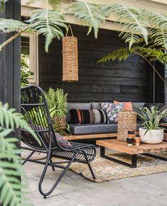 Outdoor Rooms, Outdoor Living, Outdoor Furniture Sets, Outdoor Decor, Outdoor Patios, Modern Patio Design, Contemporary Patio, Design Jardin, Backyard Patio Designs