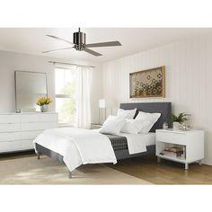 Copenhagen Nightstands - Copenhagen Bed and Dresser in Ebony - Bedroom - Room & Board