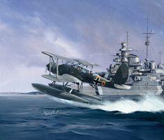 Kreigsmarine seaplane