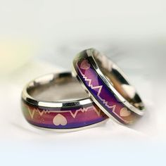 Special Idea'Feel Your Heartbeat'Color Changing Mood Rings as Birthday Anniversary Gift(price for a pair) http://www.jewelsin.com/p-special-ideafeel-your-heartbeatcolor-changing-mood-rings-as-birthday-anniversary-giftprice-for-a-pair0-1239