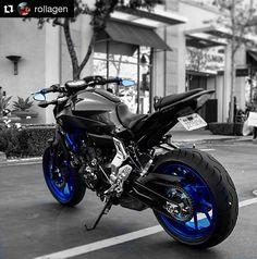 いいね!607件、コメント19件 ― MT-07 Clubeさん(@mt07clube)のInstagramアカウント: 「#mt07clube #Repost @rollagen ・・・ Damn wind is killin my vibe!!!! #yamaha #fz07 #mt07 #motodynamic…」