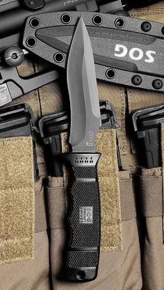 M40TK-CP SOG Ops Tactical Fixed Blade Knife