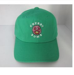 e3529e334710 Golf Wang Cherry Bomb strapback The Hundreds rose hat cap