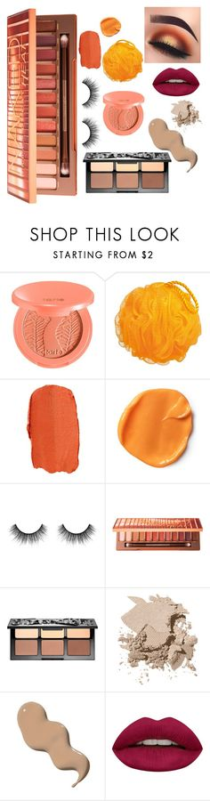 """""""My daily makeup ;)"""" by andreahjalta ❤ liked on Polyvore featuring beauty, Sephora Collection, Velour Lashes, Urban Decay, Bobbi Brown Cosmetics, Yves Saint Laurent and Huda Beauty"""