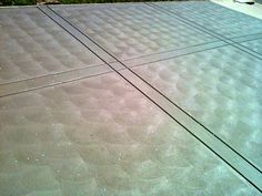 1000 Images About Concrete Driveway Finishes On Pinterest