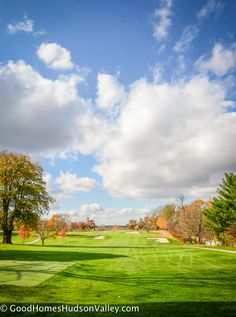 Waccabuc Country Club in Lewisboro, Westchester New York, about one hour from New York City