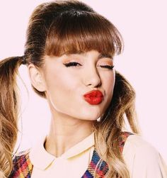 Ariana Grande's Ariana Grande images from the web Ariana Grande 2016, Ariana Grande Photoshoot, Cat Valentine, My Everything Ariana Grande, Selfies, Hairspray Live, Ariana Instagram, Dangerous Woman, Cultura Pop