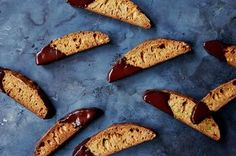 The cookie so nice they baked it twice! I particularly love biscotti for its long shelf life: Undipped, biscotti will keep up to 2 1/2 weeks in an airtight container (dipped, up to 1 week). They're perfect for when you want to have something homemade on hand for unexpected visitors!