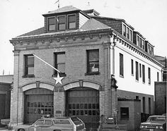 In 1977, the building was converted to commercial property and the firehouse moved to Union Square. Boston 1970s