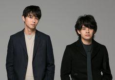 東出昌大 Higashide Masahiro 、池松壮亮 Ikematsu Sosuke