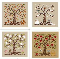 Gallery.ru / Фото #15 - 9 - saltic four seasons tree