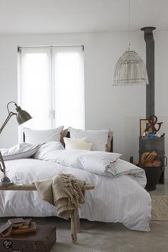 Warme slaapkamer #Bedroom #Cosy #warm