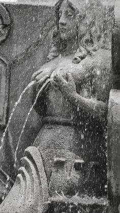 Antigua, Guatemala. I sat by this fountain many nights.