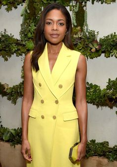 The Best Celebrity Beauty Looks: Naomie Harris, Michelle Williams, and More