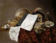 * Vanité par Pieter Steenwijk, XVIIe siècle