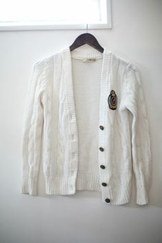 Cable Knit Cardigan | eBay