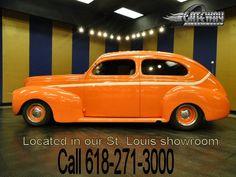 1940 Mercury Sedan   - Stock #5317-STL