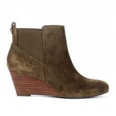 Addison -- Like these style of wedge boots... These are cute, but I still absolutely love the others that I accidentally pinned like 20 times :) didn't want to miss it <3