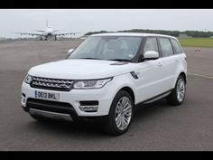 Range Rover Sport: Luxuriöser SUV-Hammer -- Test & Fahrbericht