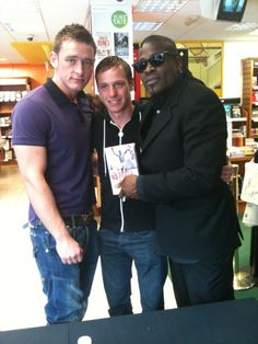 Lads liked the book!