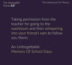 Best Friendship Quotes, Bff Quotes, Best Friend Quotes, Words Quotes, Funny Quotes, Childhood Friendship Quotes, Missing School Days, My School Life, School Times