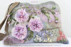 Di van Niekerk Silk Ribbon Embroidery