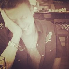 """AHHHH! I CANT STOP SMILING AT THIS! """"KYRA LOVES YOU MACKLEMORE COME LOVE KYRA BACK!"""" :D"""