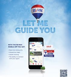Download the RE/MAX mobile app and enter my agent key 08833394 to stay connected with me