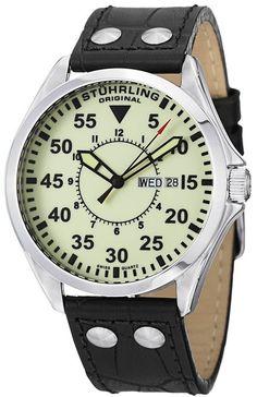 Luminous Dial Watch