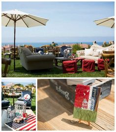 The WIPA event held at Terranea Resort on a cliff overlooking the ocean in Rancho Palos Verdes, California.