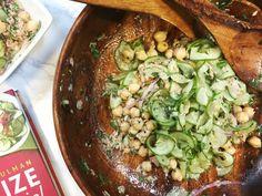 Tuna Bean Cucumber Salad